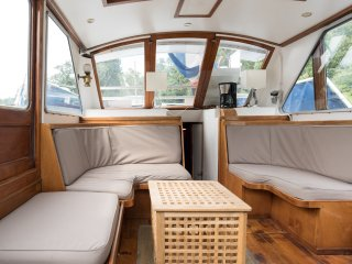 Palma 1300;dutch houseboat 10 min from center - Amsterdam vacation rentals
