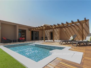 Holiday cottage with private pool in Tuineje - 1 - Kabwe vacation rentals