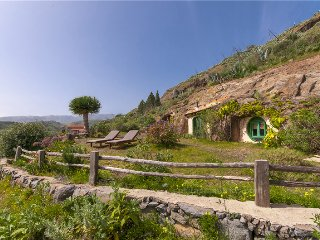 Hobbit cave style house in Santa Brigida - Chilanga vacation rentals
