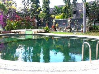 Exotic 2BR wooden villa in the heart of Legian - Denpasar vacation rentals