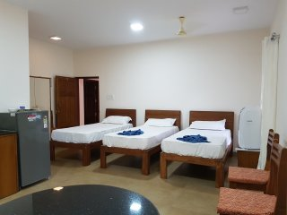 Comfortable Studio with Deck and Internet Access - Panaji vacation rentals