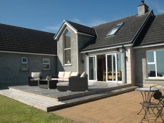 Beautiful House with superb Coastal Sea Views - Castlerock vacation rentals