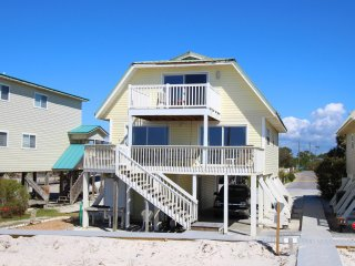 Perfect 4 bedroom House in Cape San Blas with Deck - Cape San Blas vacation rentals