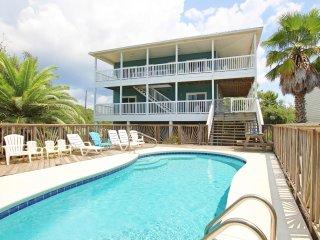 Nice 4 bedroom Cape San Blas House with Deck - Cape San Blas vacation rentals