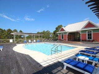 Spacious 4 bedroom House in Cape San Blas with Deck - Cape San Blas vacation rentals