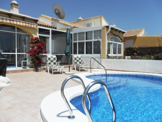Bungalow with pool Mazarron Country Club  MCC10 - Mazarron vacation rentals