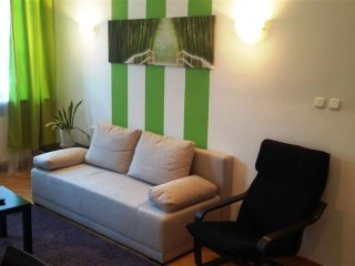 Rynek Barssa apartment in Stare Miasto with WiFi & airconditioning. - Warsaw vacation rentals