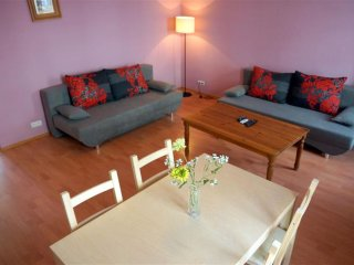M9 apartment in Stare Miasto with WiFi & airconditioning. - Warsaw vacation rentals