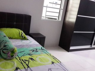Nice Condo with Balcony and Washing Machine - Kepala Batas vacation rentals