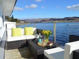 Spacious 4 bedroom Villa in Loch Eck - Loch Eck vacation rentals