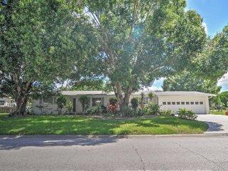 Spacious 2BR Sarasota Home w/Private Pool! - Sarasota vacation rentals