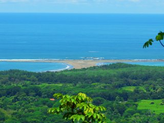 Pura Uvita - New home, awesome whale's tail view - Uvita vacation rentals