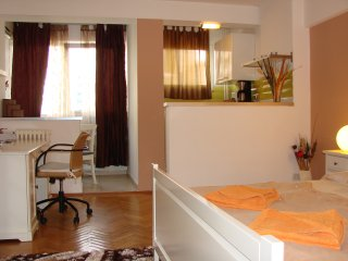 Bucharestby fully equipped White studio - Bucharest vacation rentals