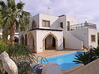 Villa Elena - close to Fig Tree Bay , WIFI, Pool - Protaras vacation rentals