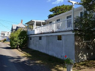 North Seas Cottage: Water views in serene Pigeon Cove - Rockport vacation rentals