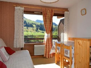 CHALET DE LESSY C Studio + small bedroom 4 persons - Le Grand-Bornand vacation rentals