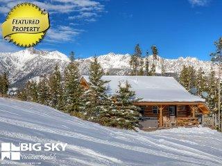 Big Sky Moonlight Basin | Cowboy Heaven Cabin 15 Rustic Ridge - Big Sky vacation rentals