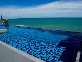 Beach front/river front apartment in Rayong City - Rayong vacation rentals