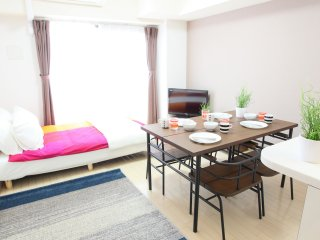 5 minute walk from Namba/Dotonbori! N-906 - Osaka vacation rentals