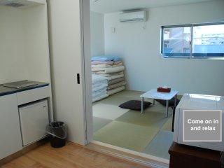 Family Studio 7min Kyoto Stn 2F - Kyoto vacation rentals