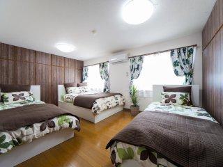 Super Spacious Apt IN Shinsaibashi - Osaka vacation rentals