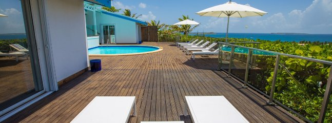 Villa Mango 4 Bedroom SPECIAL OFFER - Image 1 - Orient Bay - rentals