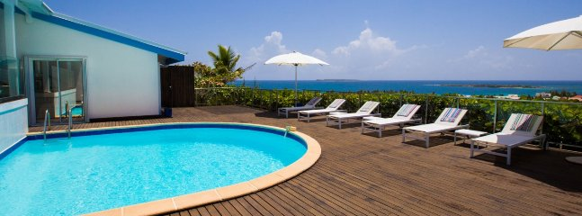 Villa Mango 3 Bedroom SPECIAL OFFER - Image 1 - Orient Bay - rentals