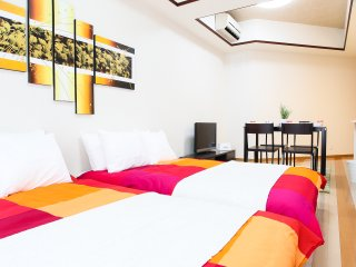 5 minute walk from Namba/Dotonbori! M3-1003 - Osaka vacation rentals