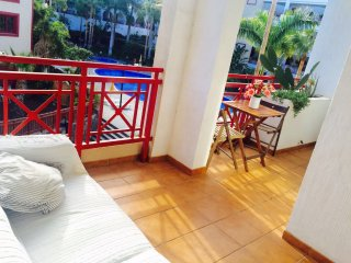 Nice Condo with Internet Access and Shared Outdoor Pool - Palm-Mar vacation rentals