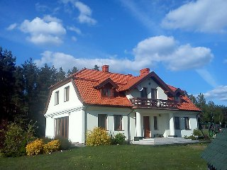 6 bedroom Villa in Jakunowko, Mazury, Poland : ref 2235651 - Stregielek vacation rentals