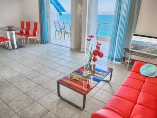 Kiveri Apartments - Sea View, Big balcony, 2 Bedrooms,1 Bathroom,75sqm - Kiveri vacation rentals