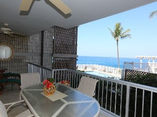 Ocean View, 2bd/2ba, Gorgeous Unit, Close to Town - Kailua-Kona vacation rentals