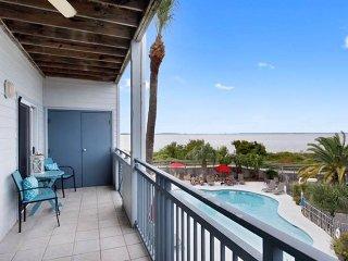 Savannah Beach & Racquet Club Condos - Unit C202 - Water Front - Swimming Pool - Tennis - FREE Wi-Fi - Tybee Island vacation rentals