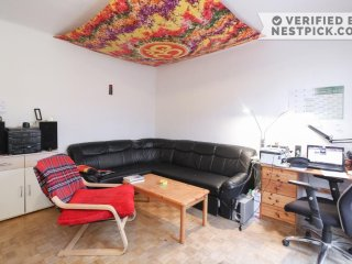 Room with double bed and balcony - Vienna vacation rentals