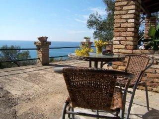 Sea view studio for 2 people - Agios Gordios vacation rentals