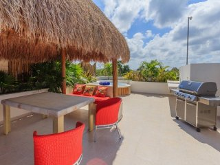 Comfortable Tulum Condo rental with A/C - Tulum vacation rentals