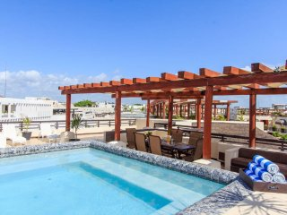 Aldea Thai penthouse Mamitas - Playa del Carmen vacation rentals