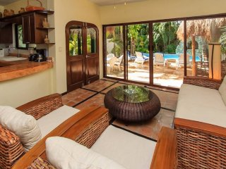Villa Soleil, beautiful villa in Playacar - Playa del Carmen vacation rentals
