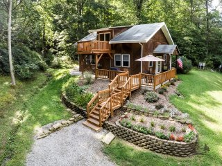Marsh Hollow: The Cottage in the Hocking Hills - Laurelville vacation rentals