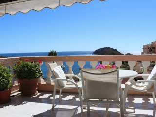 Stunning Front Line Penthouse with Sea Views - Santa Ponsa vacation rentals