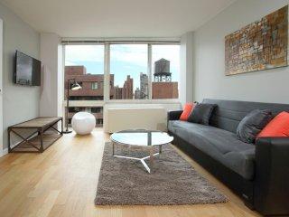 1 bedroom Apartment with Internet Access in Manhattan - Manhattan vacation rentals