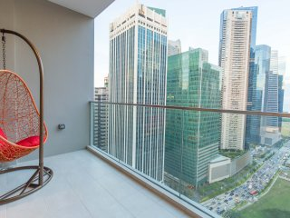 Awesome Modern Downtown 1 Bedder w Views - Singapore vacation rentals
