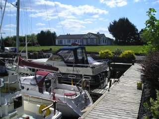 Nice House with Boat Available and Television - Glassan vacation rentals