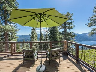 NEW LISTING - Luxury 4 BR Tahoe Donner Home with Amazing Views - Truckee vacation rentals