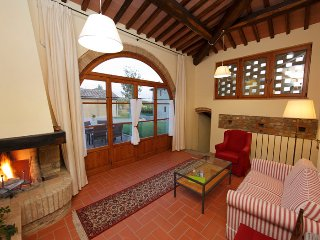 FIENILE COTTAGE, 8-9 pers, Wi-Fi, SwimmingPool - Montespertoli vacation rentals