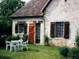 Nice House with Television and Central Heating - Ballon vacation rentals