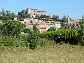 maison a l orè du village au pays d Uzès pont-gard - La Bastide d'Engras vacation rentals