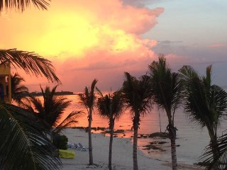 A real B & B on the beach in Mexico's Riviera Maya. - Tulum vacation rentals