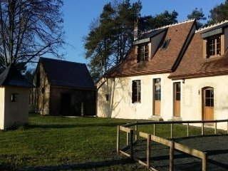 Nice House with Internet Access and Television - Saint-Mars-d'Outille vacation rentals