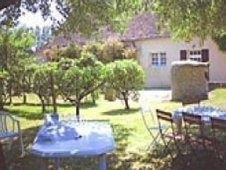 Nice House with Central Heating and Microwave - Saint-Germain-sur-Sarthe vacation rentals